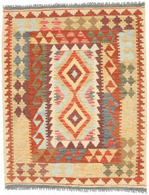 Kilim Afghan Old style carpet ABCO2331
