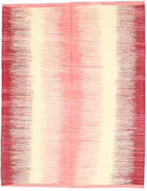 Kilim Modern Rug 176X227 Authentic  Modern Handwoven Light Pink/Beige (Wool, Afghanistan)