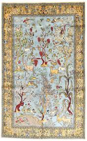 Qum Kork / silk pictorial carpet XVZZA241