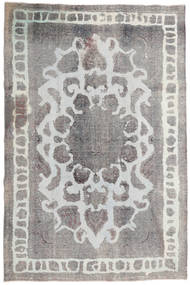 Colored Vintage Rug 187X285 Authentic  Modern Handknotted Light Grey (Wool, Persia/Iran)