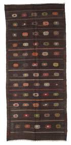 Kelim semi-antiek Turkije tapijt XCGZF990