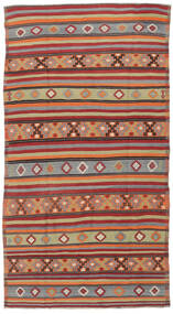 Kilim Semiantigua Turquía Alfombra 167X312 Oriental Tejida A Mano Roja/Naranja (Lana, Turquía)