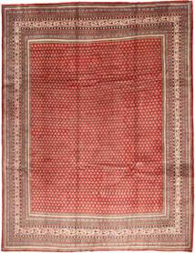 サルーク Mir 絨毯 288X374 オリエンタル 手織り 深紅色の/ベージュ 大きな (ウール, ペルシャ/イラン)
