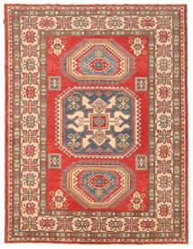 Kazak Matto 268X355 Itämainen Käsinsolmittu Ruoste/Ruskea Isot (Villa, Pakistan)