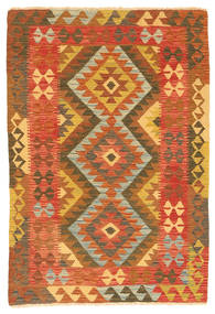 Kelim Afghan Old style matta NAX568