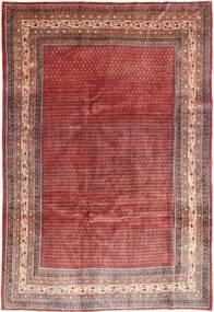 Sarough Mir Tapis 216X322 D'orient Fait Main Rouge Foncé/Rose Clair (Laine, Perse/Iran)