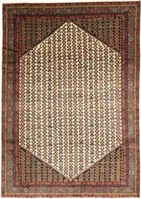 Koliai Matto 208X297 Itämainen Käsinsolmittu Vaaleanruskea/Tummanruskea (Villa, Persia/Iran)