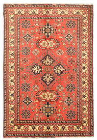 Kazak Rug 199X297 Authentic  Oriental Handknotted Orange/Light Brown (Wool, Pakistan)