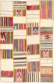 Kilim Patchwork carpet XVZZE386