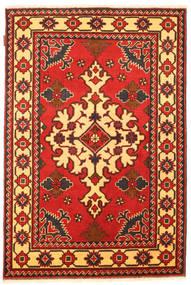 Kazak Matto 102X157 Itämainen Käsinsolmittu Ruoste/Oranssi (Villa, Pakistan)