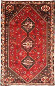Ghashghai Matto 170X270 Itämainen Käsinsolmittu Tummanpunainen/Tummanruskea (Villa, Persia/Iran)