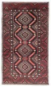 Qashqai Rug 110X195 Authentic  Oriental Handknotted Dark Red/Dark Brown (Wool, Persia/Iran)