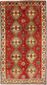 Qashqai Rug 160X294 Authentic  Oriental Handknotted Dark Red/Rust Red (Wool, Persia/Iran)