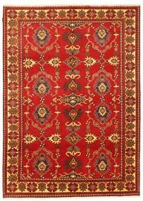 Kazak Teppe 202X287 Ekte Orientalsk Håndknyttet Rust (Ull, Pakistan)