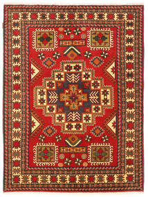 Kazak Matto 152X206 Itämainen Käsinsolmittu Ruoste/Tummanruskea (Villa, Pakistan)