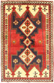 カシュガイ 絨毯 XVZZI520