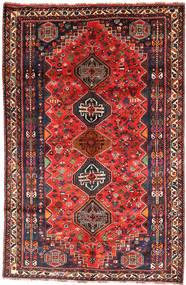 Gashgai Alfombra 165X251 Oriental Hecha A Mano Marrón/Negro (Lana, Persia/Irán)
