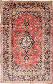 Keshan Alfombra 195X310 Oriental Hecha A Mano Marrón/Marrón Claro (Lana, Persia/Irán)