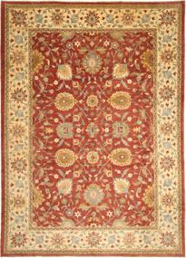 Ziegler Rug 305X423 Authentic  Oriental Handknotted Light Brown/Orange Large (Wool, Pakistan)