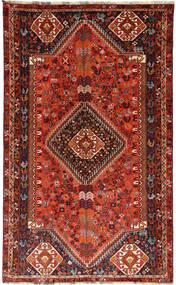 Qashqai Rug 169X281 Authentic  Oriental Handknotted Dark Red/Dark Brown (Wool, Persia/Iran)