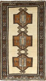 Ghashghai Matta 121X210 Äkta Orientalisk Handknuten Mörkbrun/Beige (Ull, Persien/Iran)