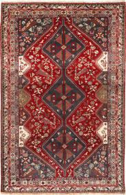 Ghashghai Tæppe 180X277 Ægte Orientalsk Håndknyttet Mørkerød/Mørkeblå (Uld, Persien/Iran)