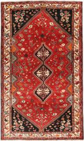 Ghashghai Matto 176X292 Itämainen Käsinsolmittu Tummanpunainen/Ruoste (Villa, Persia/Iran)
