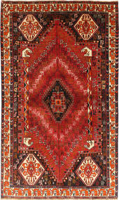Qashqai Rug 171X288 Authentic  Oriental Handknotted Dark Red/Rust Red (Wool, Persia/Iran)