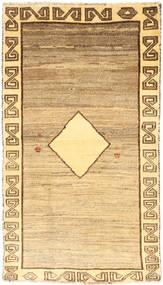 Ghashghai Χαλι 125X188 Ανατολής Χειροποιητο Σκούρο Μπεζ/Ανοιχτό Καφέ (Μαλλί, Περσικά/Ιρανικά)