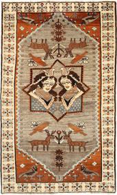 Ghashghai Matto 144X238 Itämainen Käsinsolmittu Ruskea/Vaaleanruskea (Villa, Persia/Iran)