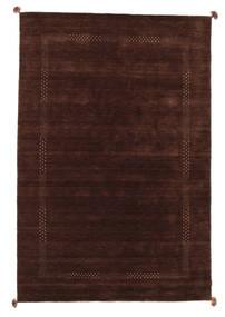 Loribaf Loom Matto 196X293 Moderni Käsinsolmittu Tummanpunainen/Tummanruskea (Villa, Intia)