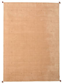 Loribaf Loom Rug 246X343 Authentic  Modern Handknotted Light Brown/Light Pink (Wool, India)