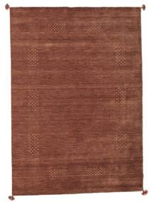 Loribaf Loom Matta 169X239 Äkta Modern Handknuten Mörkröd/Brun (Ull, Indien)