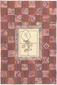 Kilim Patchwork carpet XVZZM86