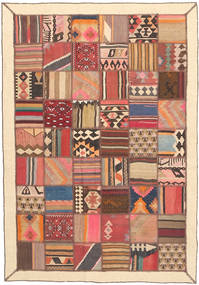 Kilim Patchwork carpet XVZZM85
