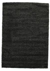 Shaggy Solana - Black / Grey carpet CVD14714