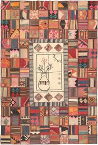 Kilim Patchwork carpet XVZZM131