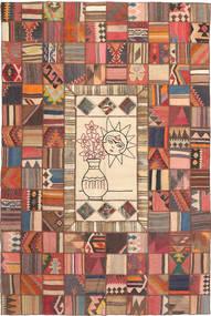 Tappeto Kilim Patchwork XVZZM141