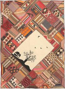 Kilim Patchwork carpet XVZZM68