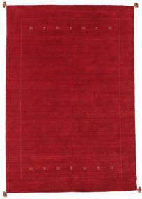 Loribaf Loom Covor 200X289 Modern Lucrat Manual Roşu (Lână, India)