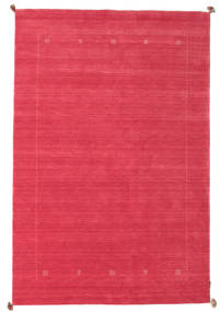Loribaf Loom Rug 199X297 Authentic  Modern Handknotted Crimson Red/Rust Red (Wool, India)