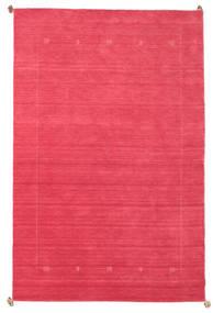 Loribaf Loom Matto 188X287 Moderni Käsinsolmittu Pinkki/Punainen (Villa, Intia)