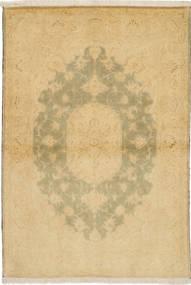 Täbriz 50 Raj mit Seide Teppich TTF68