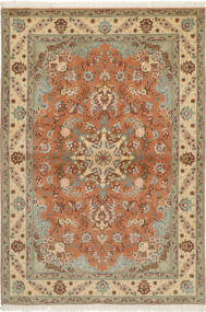 Tabriz 50 Raj med silke tæppe TTF73