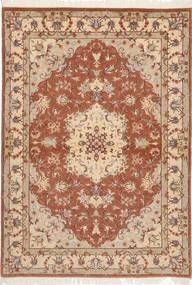 Tabriz 50 Raj med silke tæppe TTF75