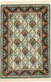 Alfombra Isfahan urdimbre de seda TTF21
