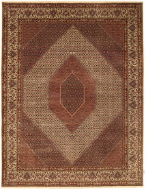 Bidjar Takab/Bukan Rug 301X396 Authentic  Oriental Handknotted Dark Red/Light Brown Large (Wool, Persia/Iran)