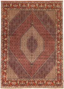 Bidjar Takab/Bukan Matto 253X350 Itämainen Käsinsolmittu Tummanpunainen/Ruskea Isot (Villa, Persia/Iran)
