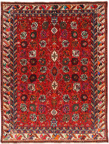 シラーズ 絨毯 NAZA1204