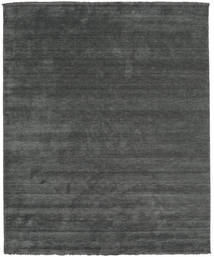 Handloom Fringes - Gris Oscuro Alfombra 250X300 Moderna Gris Oscuro/Verde Oscuro Grande (Lana, India)